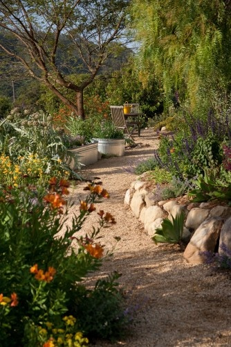 32 best Mediterranean Garden images on Pinterest Landscaping
