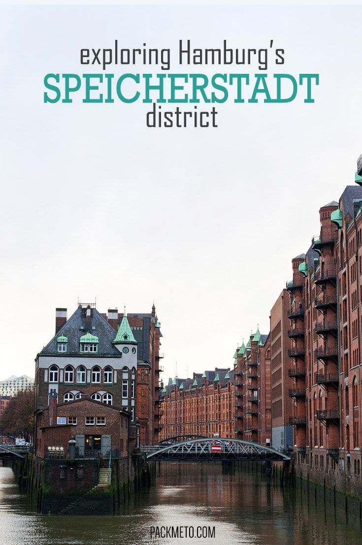 See why Hamburg's Speicherstadt District became a UNESCO World Heritage Site. Explore its museums, wander it's streets and take it the beautiful architecture in this city of warehouses.