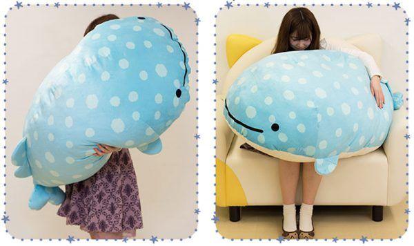 Most Wanted: Giant Jinbe San Plush ~kawaii~♡ @chiichannn