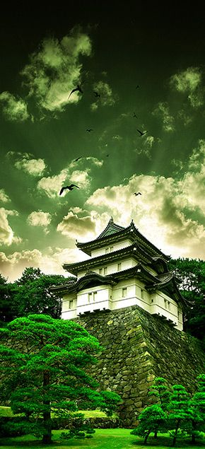Tokyo by Eric Gustafson