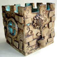 Zoo Ceramics Pottery Class Slab Box