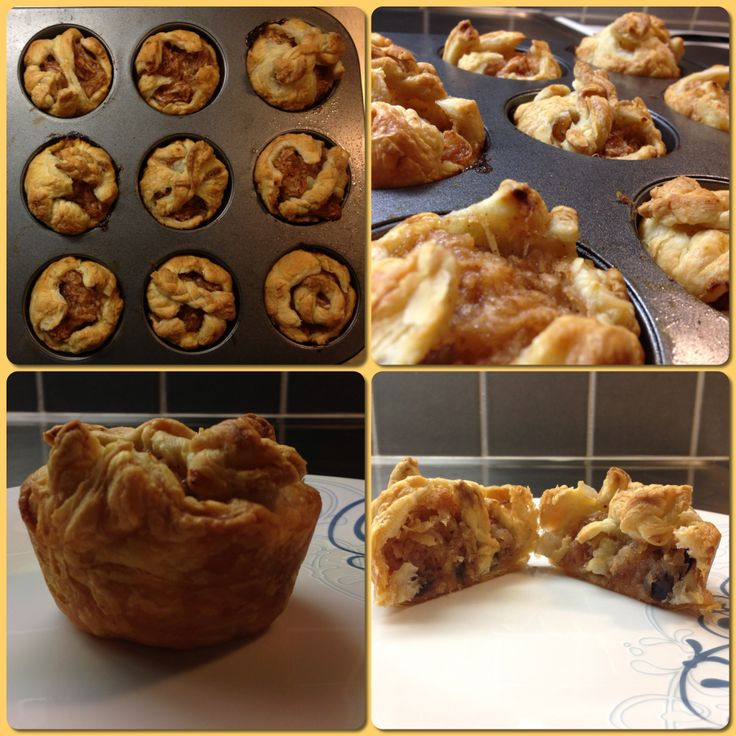 AppleCarrot muffin with dried grape and cinnamon