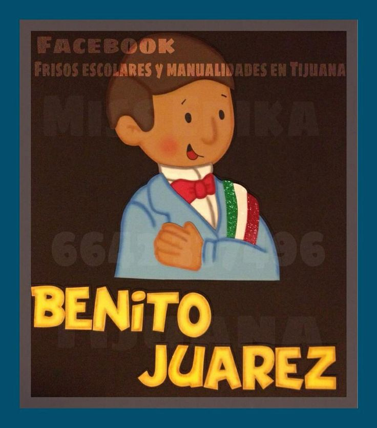 33 best escolares en foami images on pinterest school for Benito juarez mural