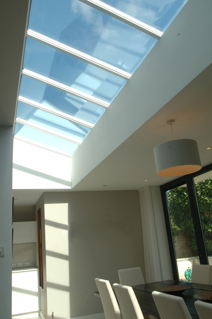 #Skylight | Private House | Strawberry Vale, London N2