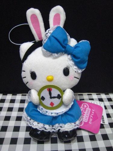 Sega Japan Sanrio Hello Kitty Alice Story Style Lolita Doll Figures Deco New | eBay