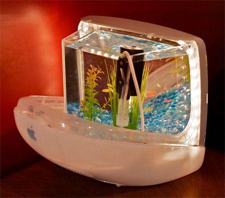 Apple iMac Aquarium