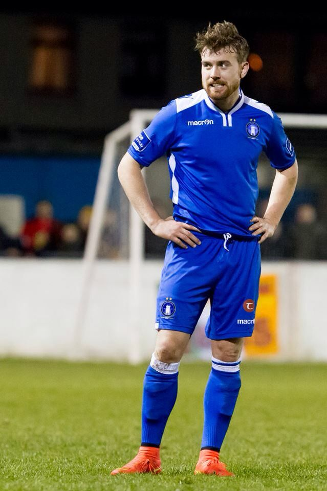 HAPPY BIRTHDAY! To our striker Vinny Faherty who celebrates his 28th today!