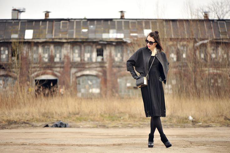 Pikowana #kurtka Top Secret na blogu Shinysyl
