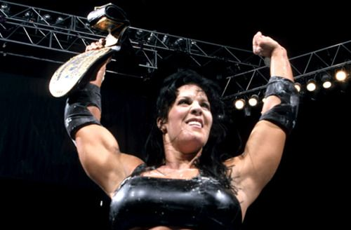 "Joanie ""Chyna"" Laurer 1970-2016  My idol back when i was watching wrestling!"