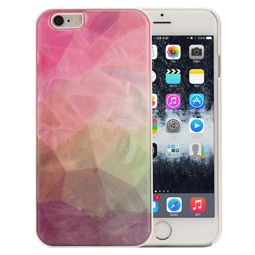 Mother of Pearl iPhone 6 Case with Pyramid Design