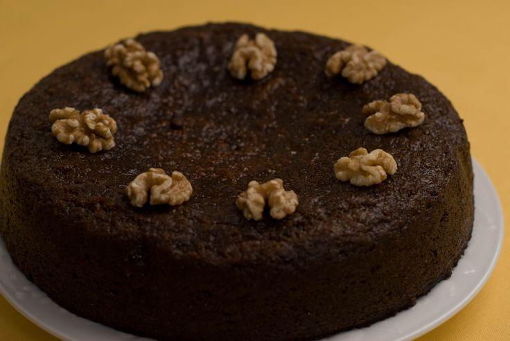 Ginger Cake (Vegan)