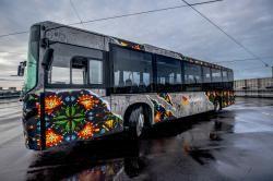 NUART STREET ART BUS by ADD FUEL (PT)