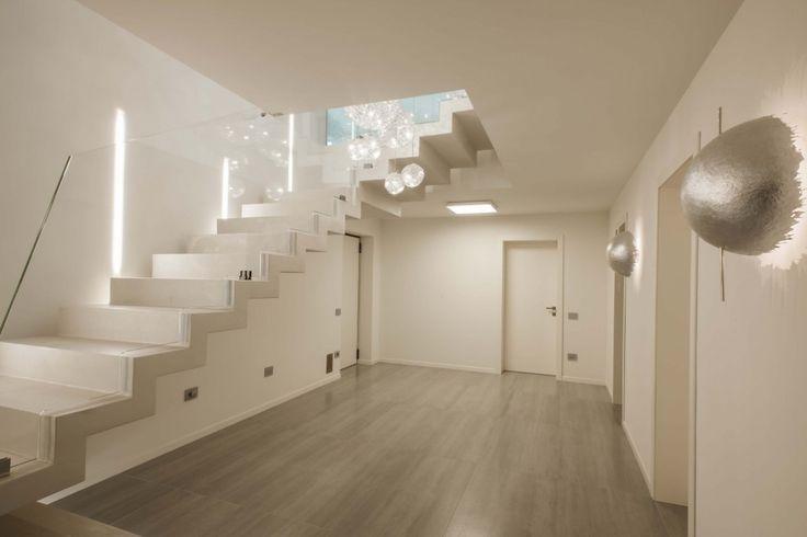 Villa Minimal Chic http://www.atmosferaarredamento.it/arredamento-su-misura-bergamo.php#