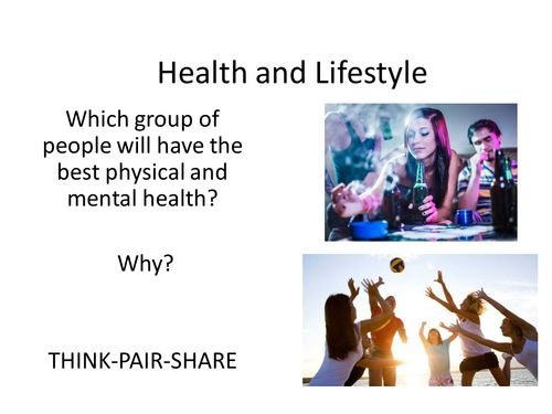 Health Issues and Effect of Lifestyle on Non-communicable Disease