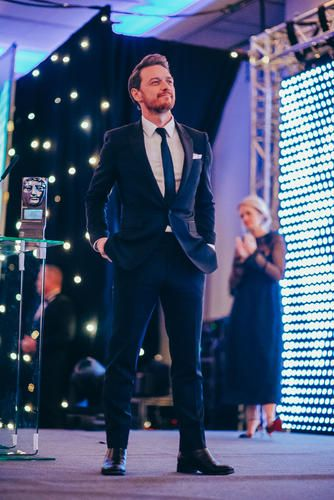 James McAvoy ♡♡♡♡♥ British Academy Scotland Awards: Ceremony in 2016 | BAFTA