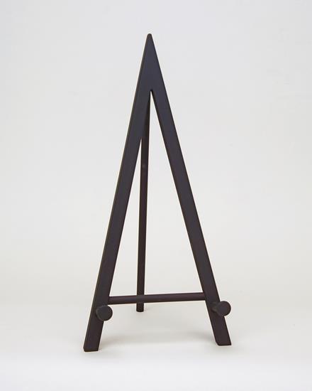 black metal display easel by amron - Display Easel