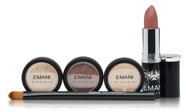 Emani Makeup Love   A Giveaway Oh io ci provo..mi piacerebbe provarli questi trucchi!! (Ma le clienti mi hanno subito tagliato le gambe;-P )