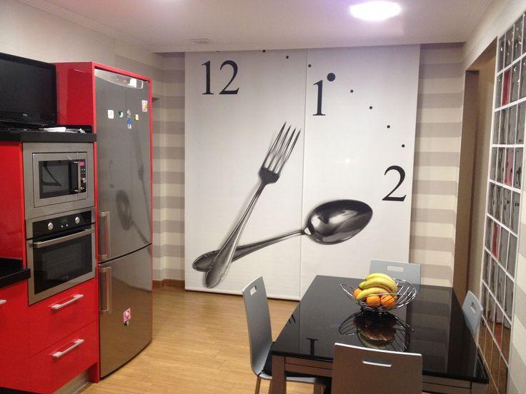 22 best cortina en cocina images on Pinterest Shades, Kitchens and - cortinas para cocina modernas