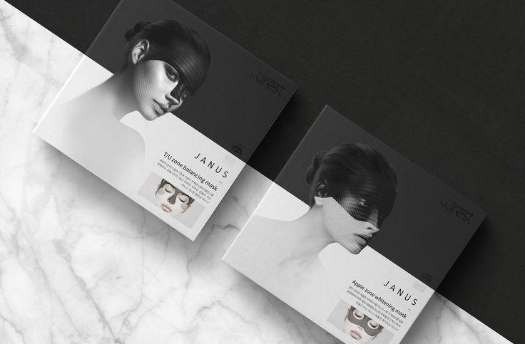 Kingsmen  l  BX Lab. / Janus-Facial-Mask / kingsmenbxlab.com _cosmetic / branding / package / mask