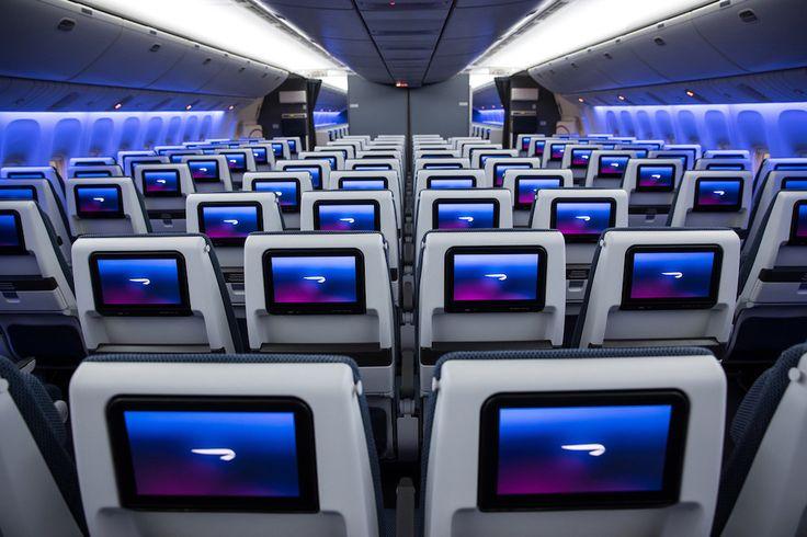 British Airways densifie la cabine de ses 777