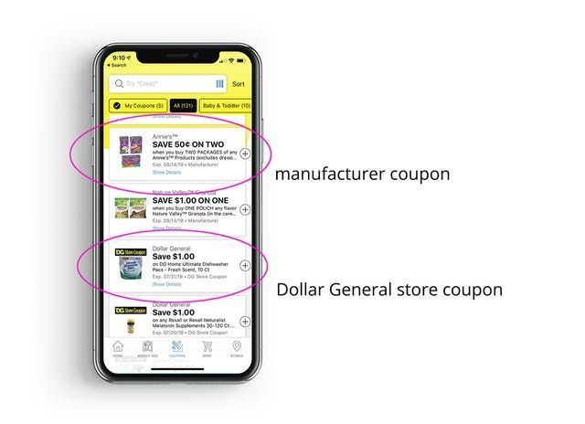 How To Coupon At Dollar General The Krazy Coupon Lady In 2020 Dollar General Penny Items Dollar General Dollar General Store