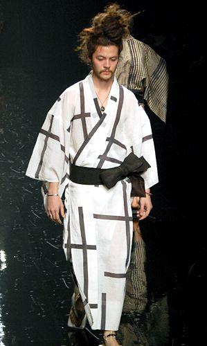【大人の男は着物!】 ユナイテッドアローズが京都の老舗と本気で挑む着物とは - nikkei TRENDYnet