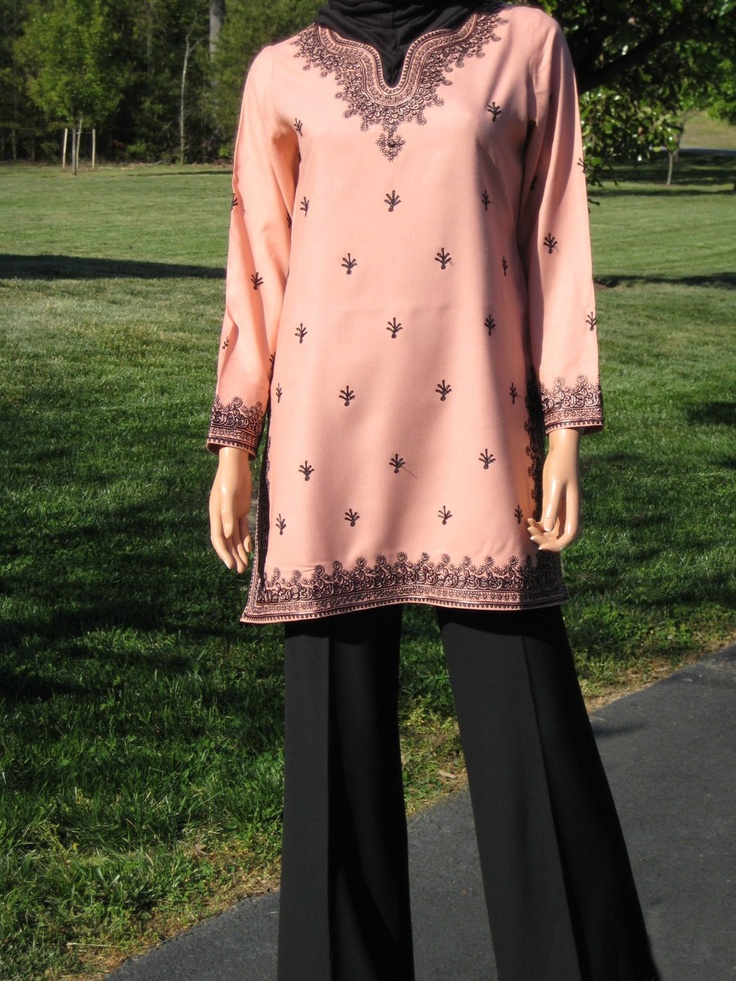 Isabelle in Pink - Modest Islamic Clothing