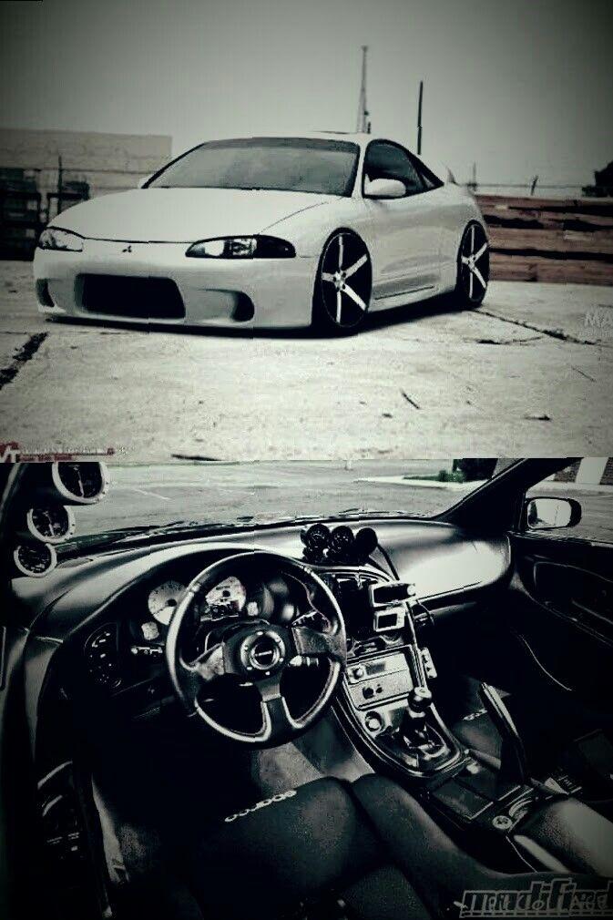 99 Mitsubishi Eclipse GSX