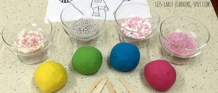 Dramatic Play: Lollipop Shop - Liz's Early Learning Spot