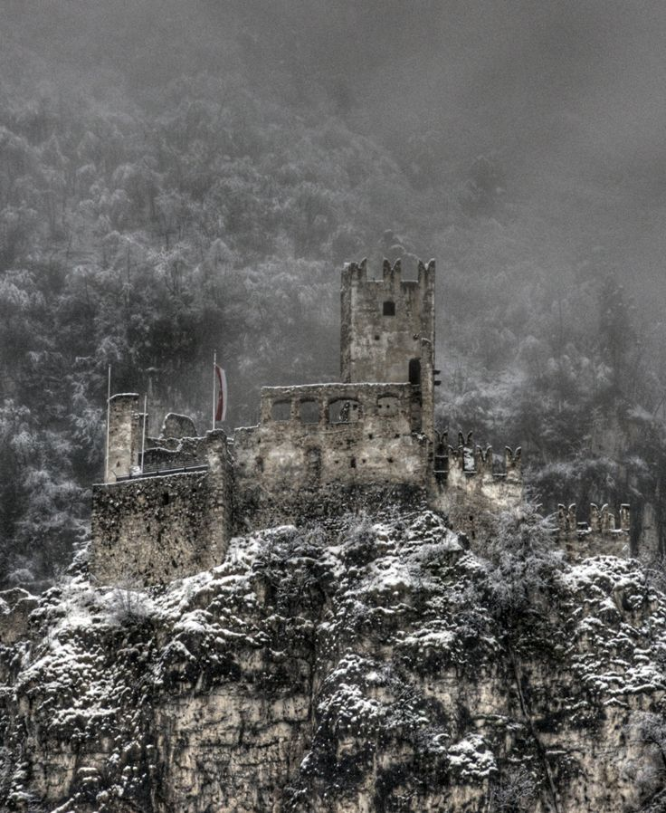 Haderburg | Bolzano, Trentino-Alto Adige, Italy