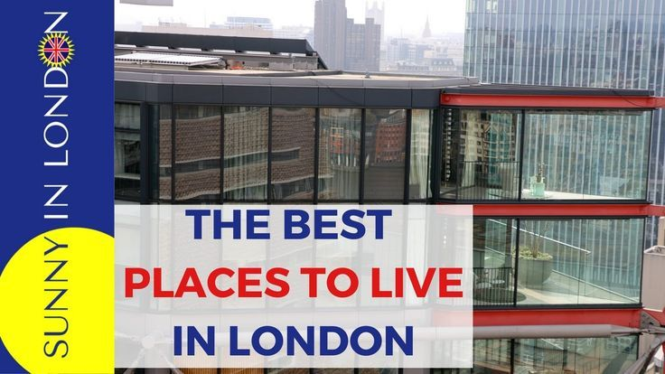 Where are the best places to live in London? As an American expat living in London, I show you the neighborhoods I love London.