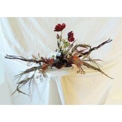 ''NATURE'' Le Faisan - Arrangement floral