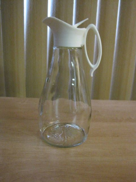 Vintage Carafe pour sirop d'érable/ Vintage Decanter for maple syrup