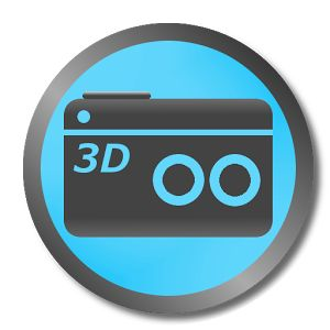 Camera 3D - Photo Maker FREEWARE or PRO (1/1) - - STEREOSCOPY - 3DStreaming