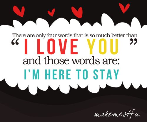 4 words..  || #quotes #love