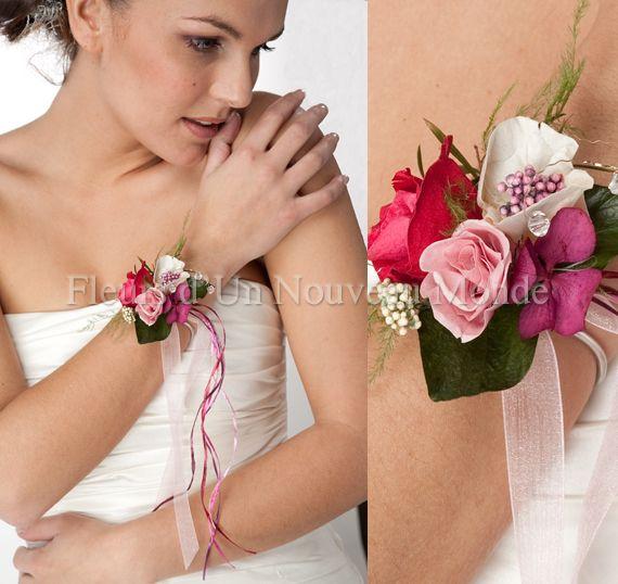 bracelet demoiselle d'honneur                                                                                                                                                      Plus