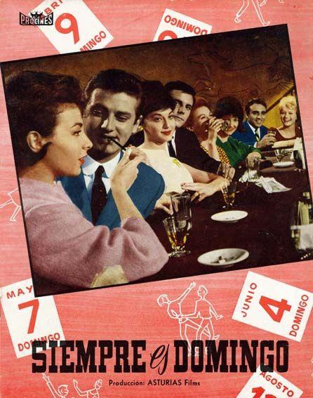 Siempre es domingo (1961) tt0055448 GG