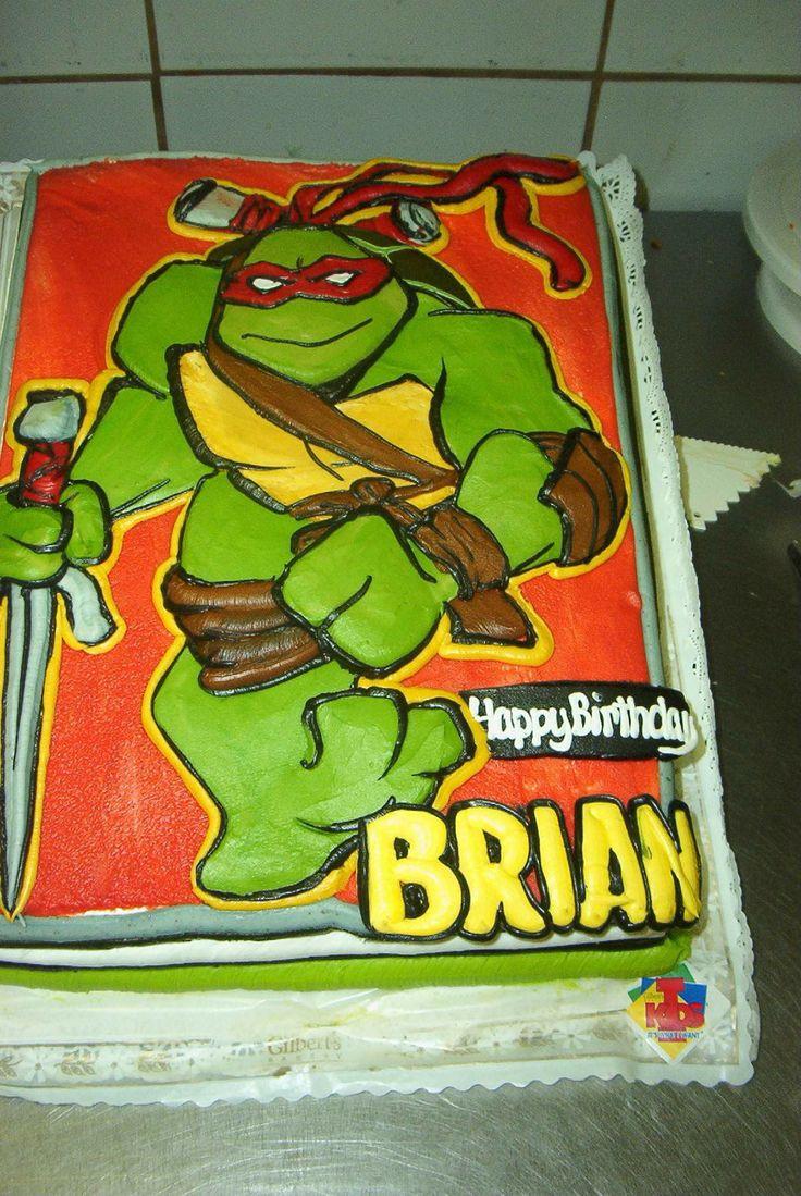 Th Birthday Cake Boy