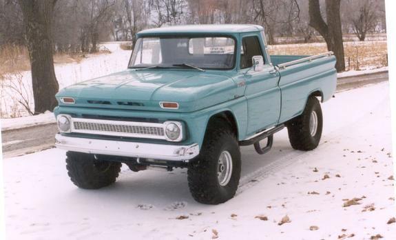 Pon fotos. Vamos a ver cuántos 60-66 4x4 están ahí fuera. - El 1947 - Presente Chevrolet y GMC Truck Mensaje Red Junta