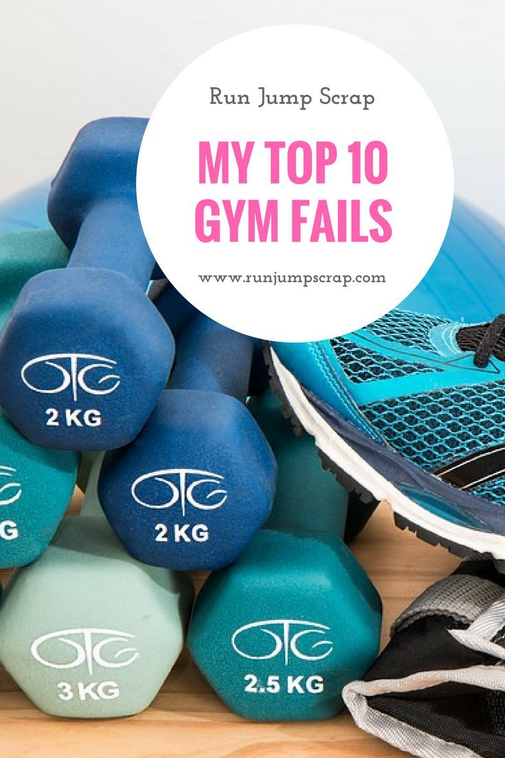 My Top 10 Gym Fails - Run Jump Scrap! Some things just drive me crazy in the gym. Don't you just know what I mean? #gym #fitness