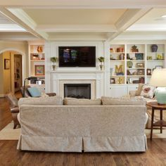 Marvelous Ideas About Off Center Fireplace Part 6