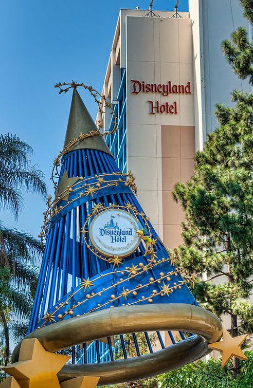 Tim, I and the kids just love this Disneyland Hotel (photo by Matthew Hansen)