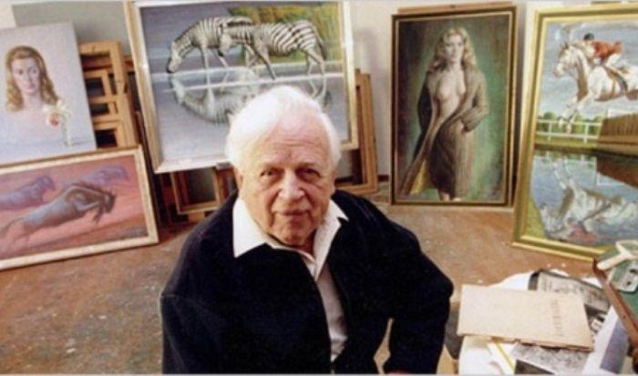 Владимир Третчиков и его картины