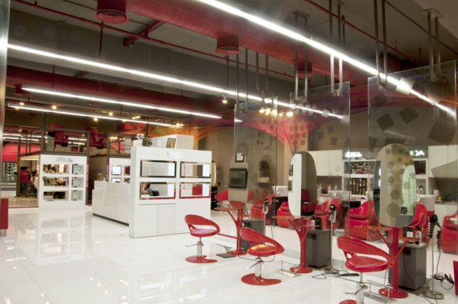 APDS Salon designed by RLDA on Floornature.com