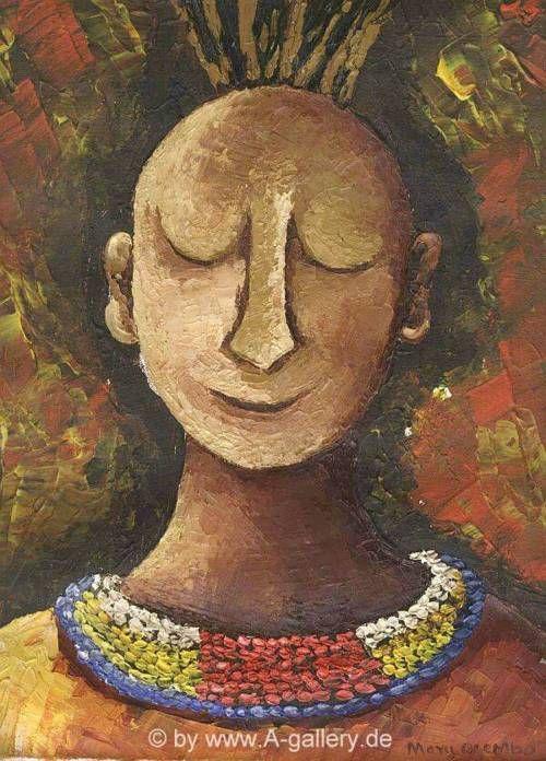 Turkana lady by Mary Ogembo