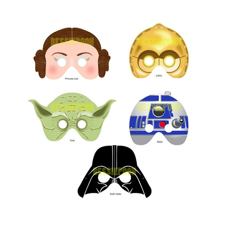 Printable Photo Booth Props For Your NERDy Wedding