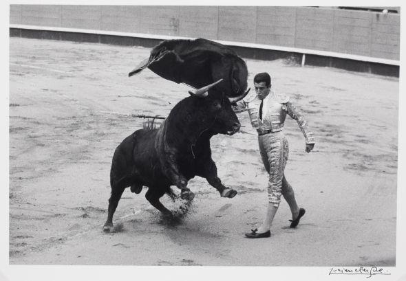Lucien Clergue, Matador Antonio Ordonez, San Sebastian, Spain, 1966
