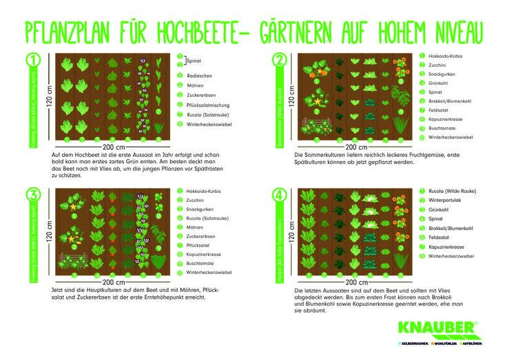 Gärtnern im Quadrat – Knauber WeltKnauber Welt – Garten