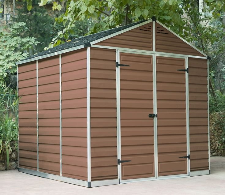 Garden Sheds 8x8 44 best plastic garden sheds images on pinterest | garden sheds