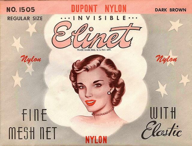 //: Graphic Design, Elinet Hairnet, Hair Nets, Hairnet Packaging, Vintage Hair, Cover Hairnet, Graphicdesign Vintage, Photo, Elinet Graphicdesign